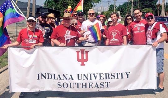 Jeffersonville Pride Festival Image
